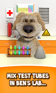 Talking Ben the Dog - Android Apps on Google Play