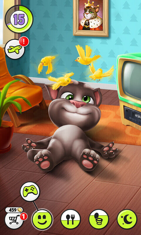 talking cat  free for nokia c5-03 game