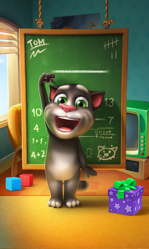Outfit7 my talking tom - My talking tom pictures ...