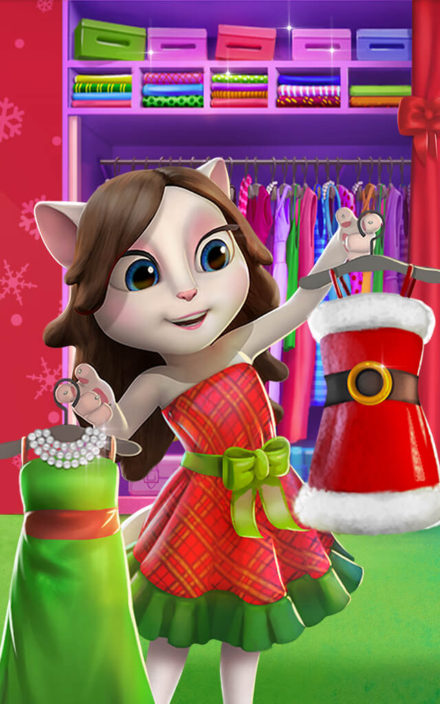 Outfit7 - My Talking Angela