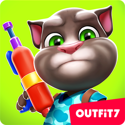 talking tom 3 game