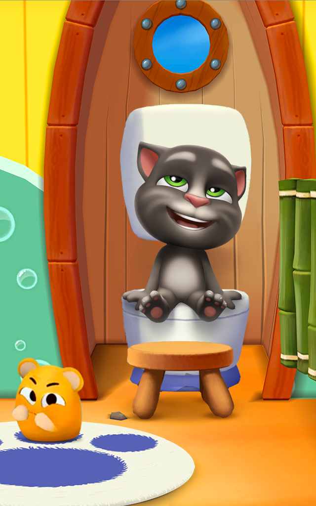 Outfit7 My Talking Tom 2