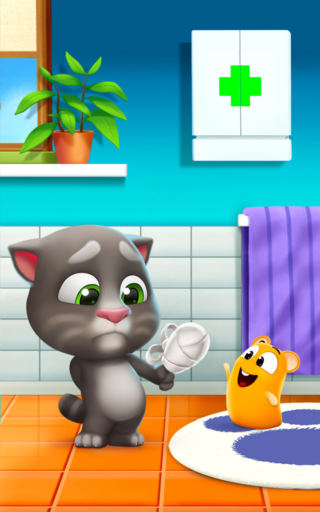 Outfit7 - My Talking Tom 2
