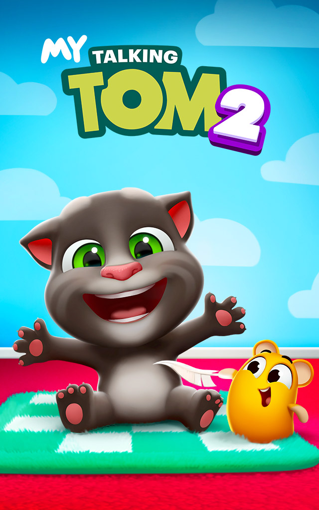 My Talking Tom 2 Outfit7
